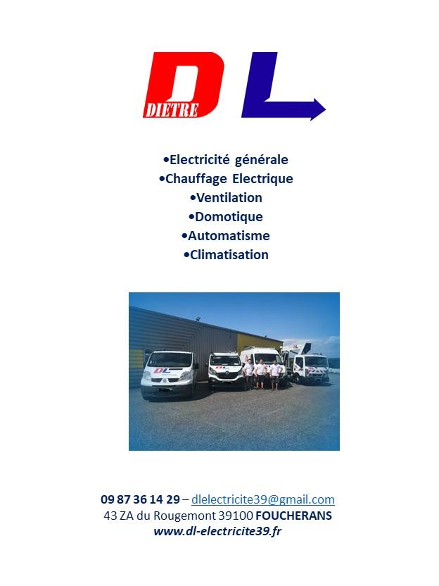 électricien DOLE