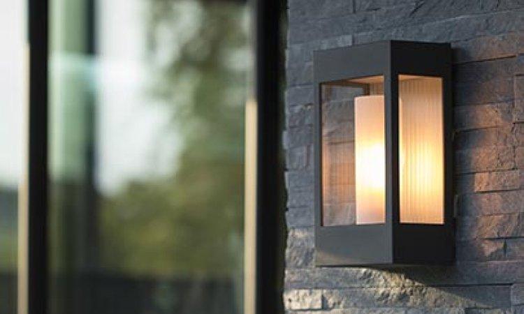 luminaire extérieur PRADIER ROGER DL électricité DOLE JURA
